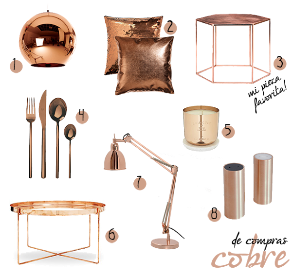 decoracion cobre homepersonalshopper 10