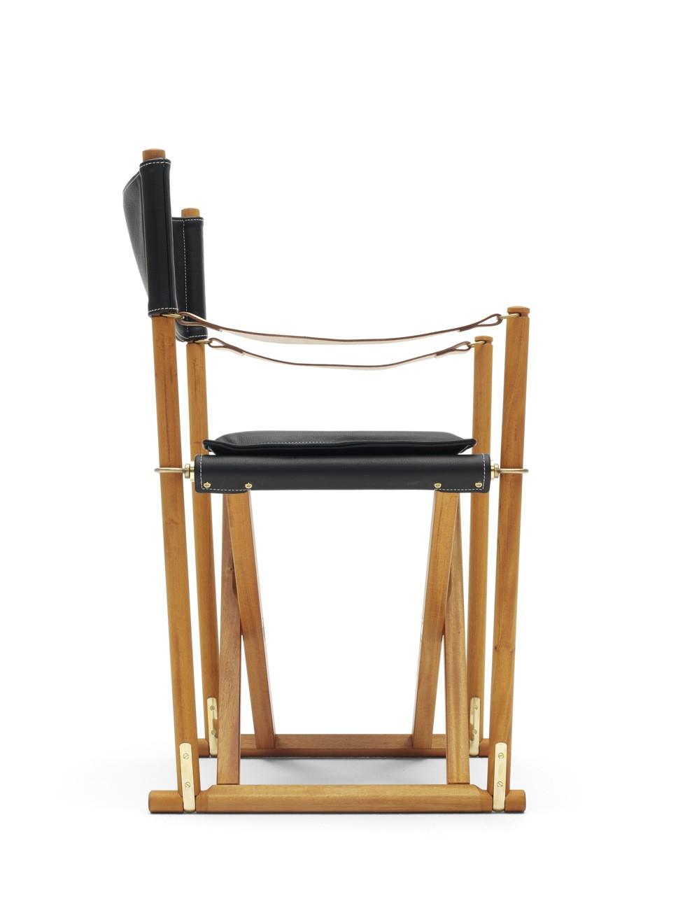 carl_hansen_mogens_koch_MK99200_folding_chair_mahogany_leather_black